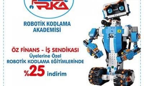 Robotik Kodlama Akademisi